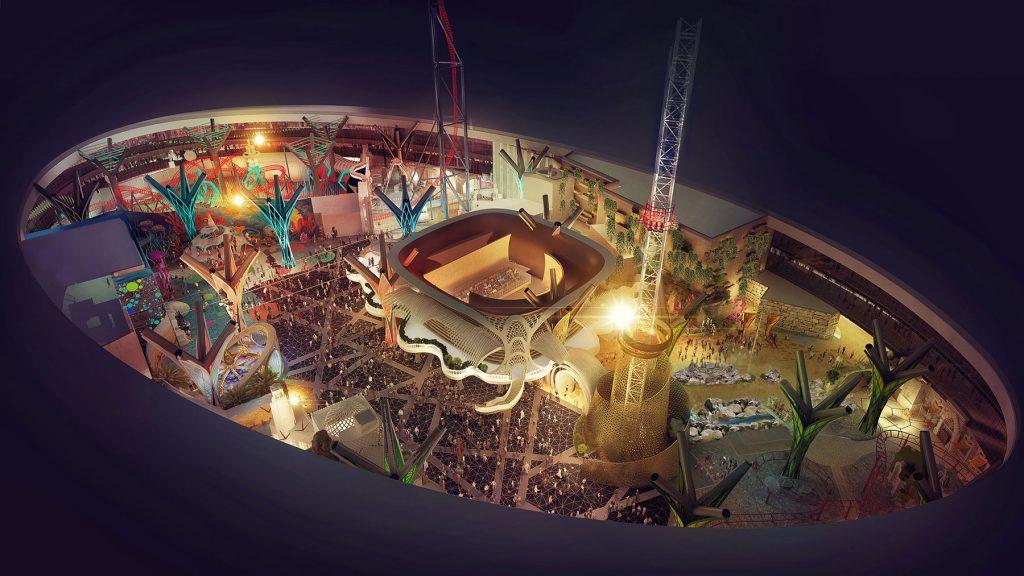 Doha Oasis Theme Park