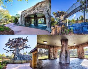 theme park industry