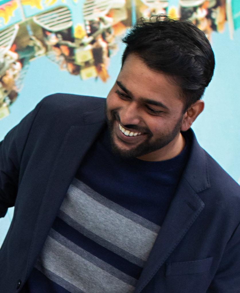 Rajesh Adusumalli - Manager